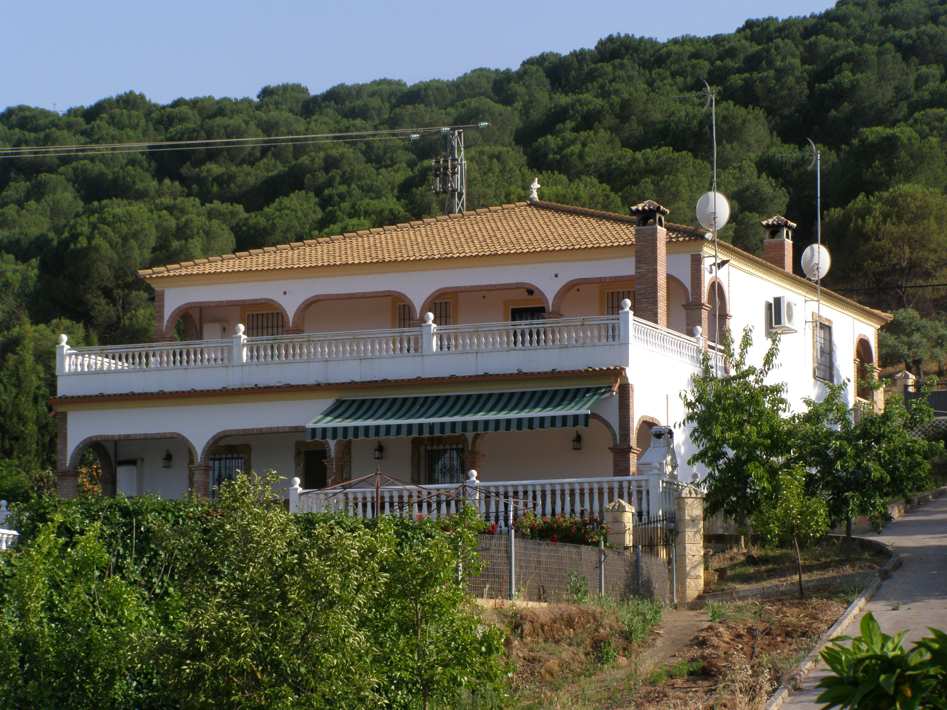 Casa Rural el Pinar Posadas Córdoba